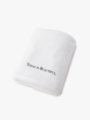 Luxury Bath Towel 詳細画像 white