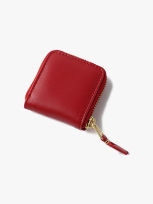 Classic Laether Line D Coin Case 詳細画像 red