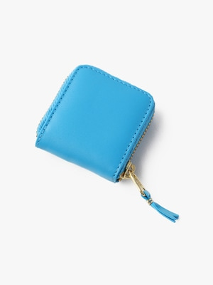 Classic Laether Line D Coin Case 詳細画像 blue