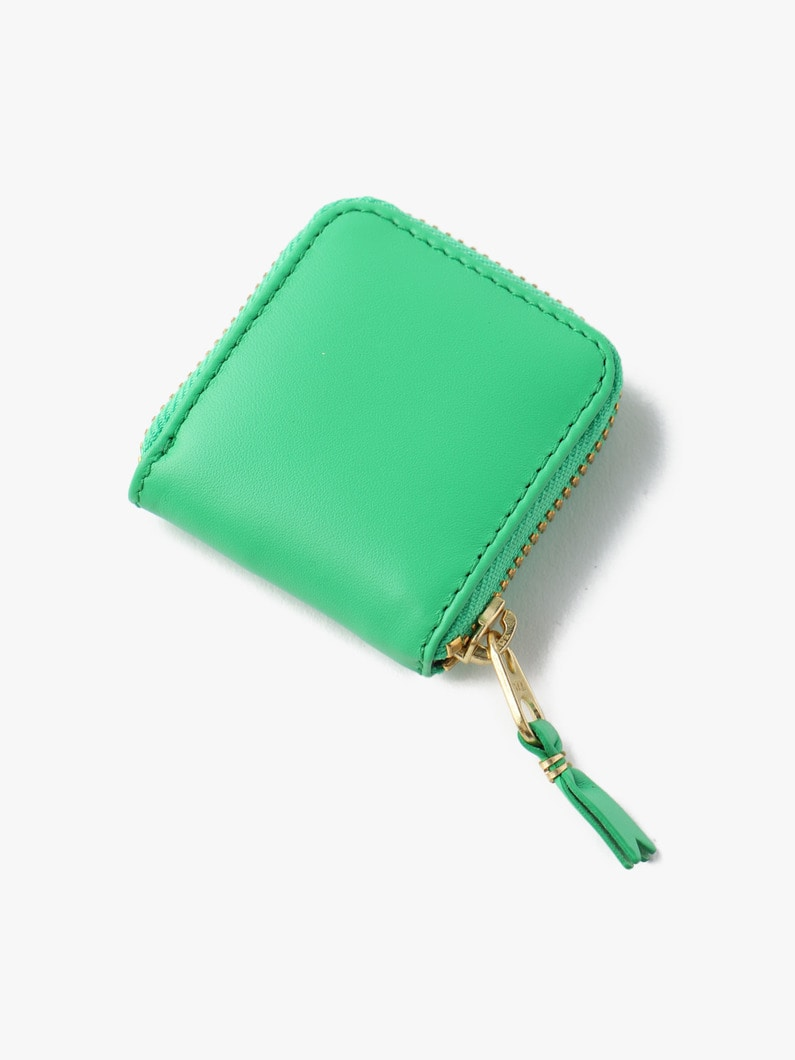 Classic Laether Line D Coin Case 詳細画像 green 1