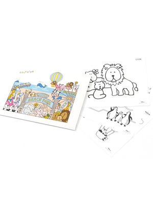 Ron Herman's Coloring Book 詳細画像 other