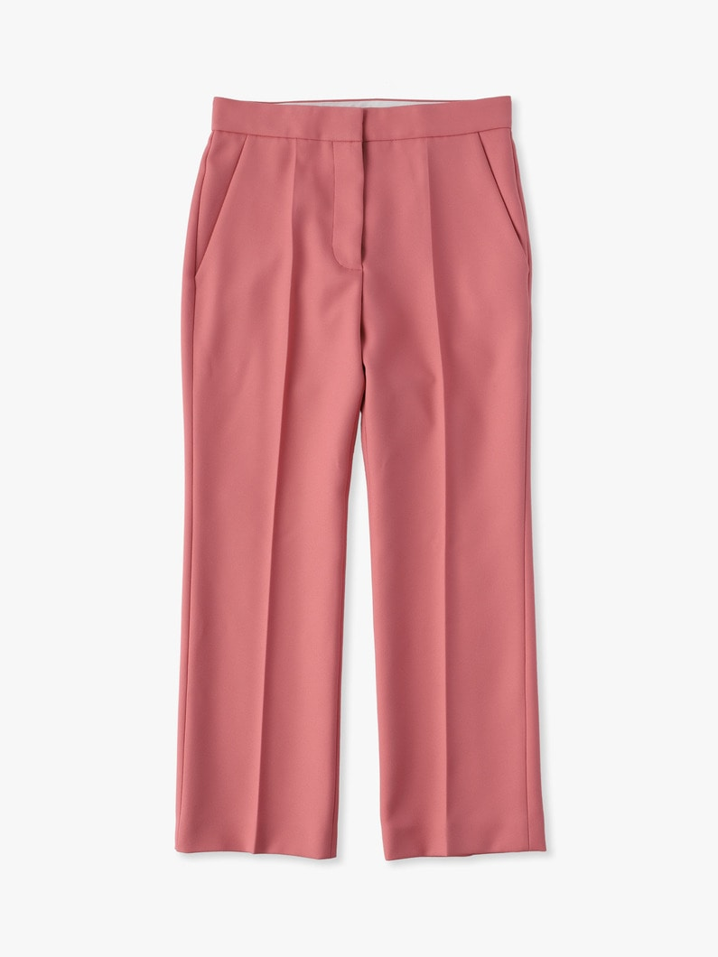 Carlie Trouser Sharp Tailor 詳細画像 pink 1