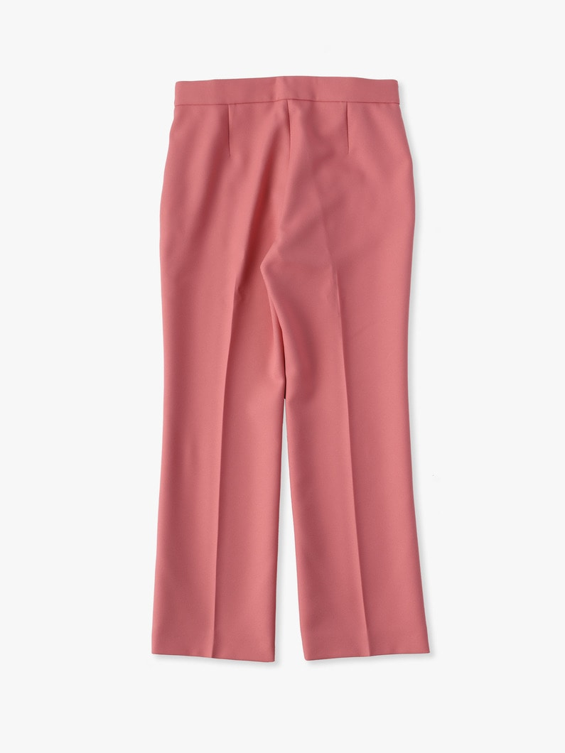 Carlie Trouser Sharp Tailor 詳細画像 pink 2