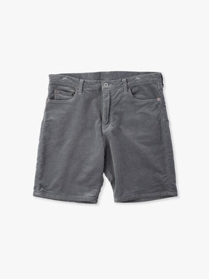 Fake Cords Short Pants 詳細画像 gray