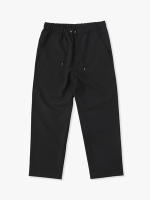 Drawcord Pants 詳細画像 black