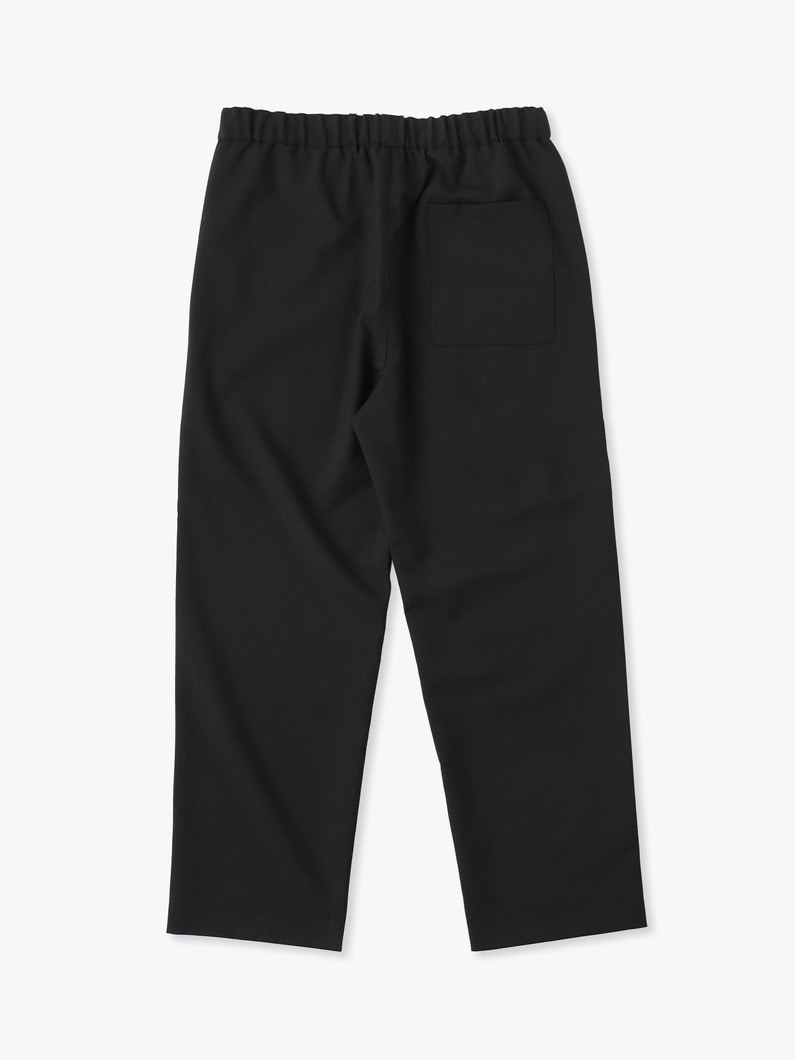 Drawcord Pants 詳細画像 black 2