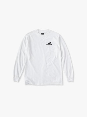 Cetus Long Sleeve Tee 詳細画像 white