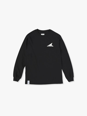 Cetus Long Sleeve Tee 詳細画像 black