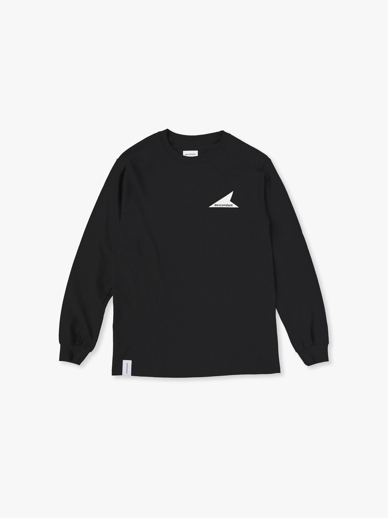 Cetus Long Sleeve Tee 詳細画像 black 1