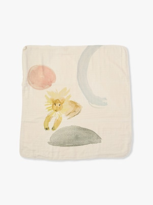 Swaddle Towel 詳細画像 white