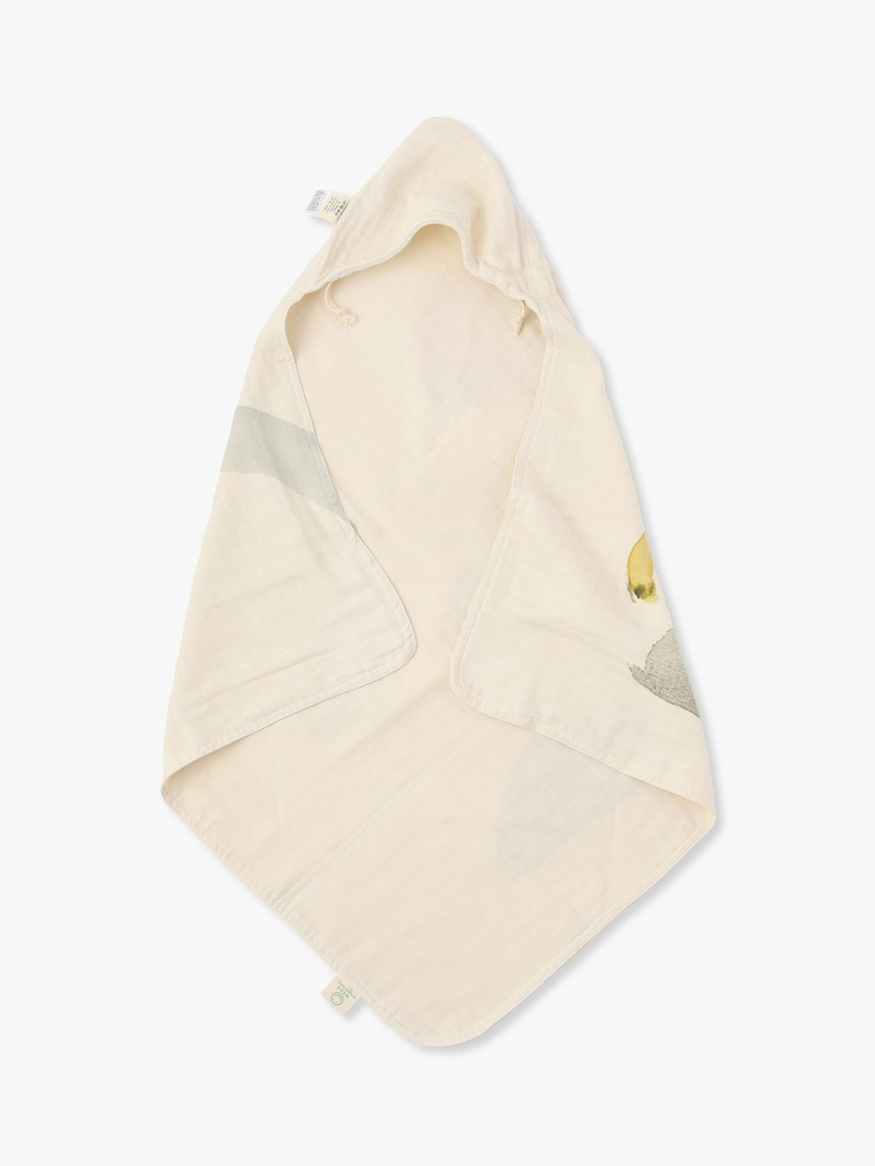 Swaddle Towel 詳細画像 white 3