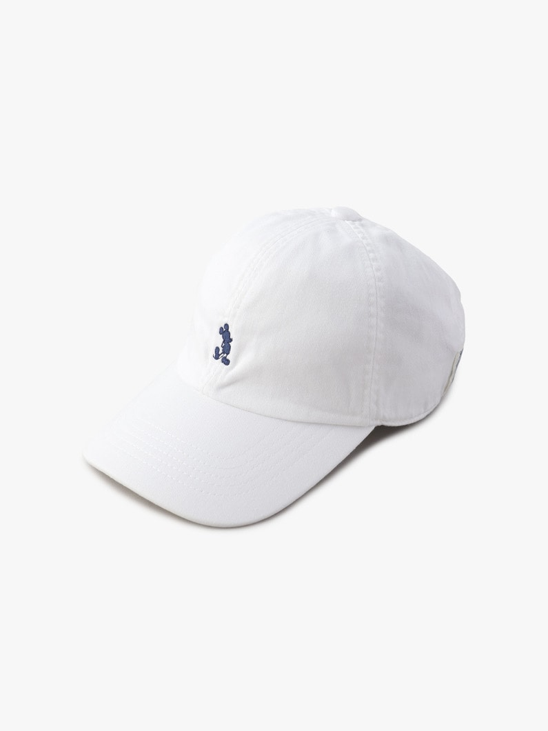 Mickey Mouse Cap 詳細画像 white 1