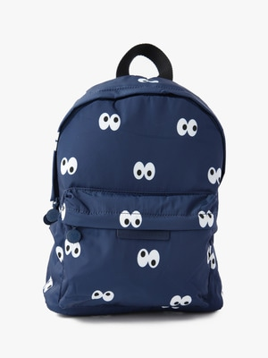 Cartoon Eyes Backpack 詳細画像 blue