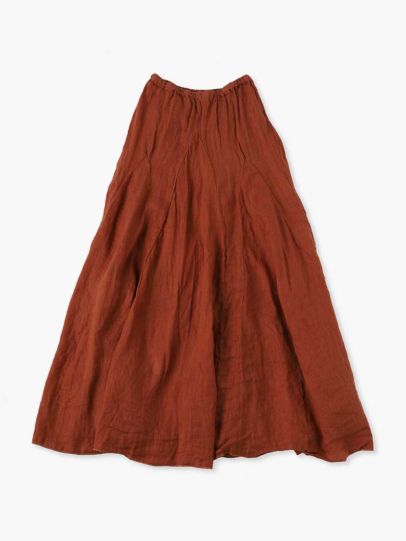 Lily Skirt 詳細画像 brown 2