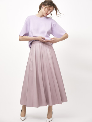 Silk Cotton Knit 詳細画像 light purple