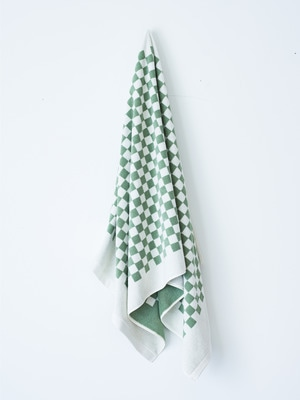 Organic Cotton Bath Towel  詳細画像 green