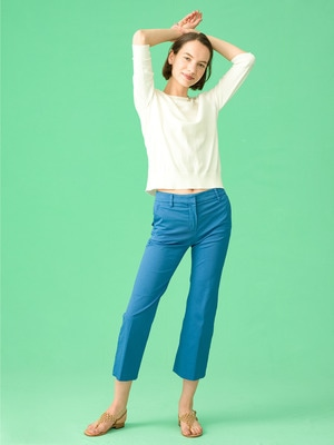 Eco Dyed Pants 詳細画像 blue