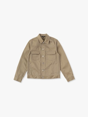 Veste Jean Work Denim Jacket 詳細画像 beige