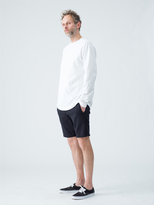 Stretch Shorts 詳細画像 black