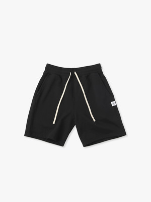 Relaxed Sweat Shorts 詳細画像 black