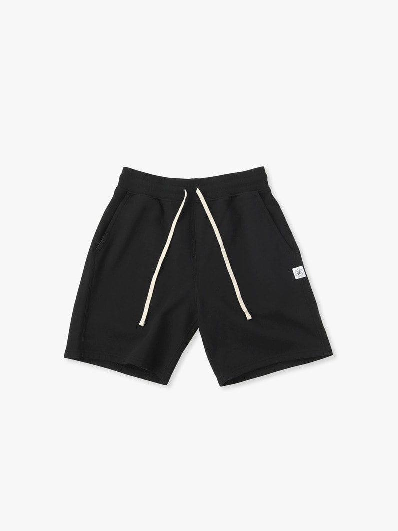 Relaxed Sweat Shorts 詳細画像 black 1
