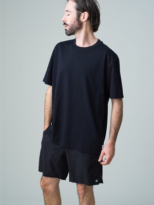 Copper Jersey Relaxed Tee  詳細画像 black