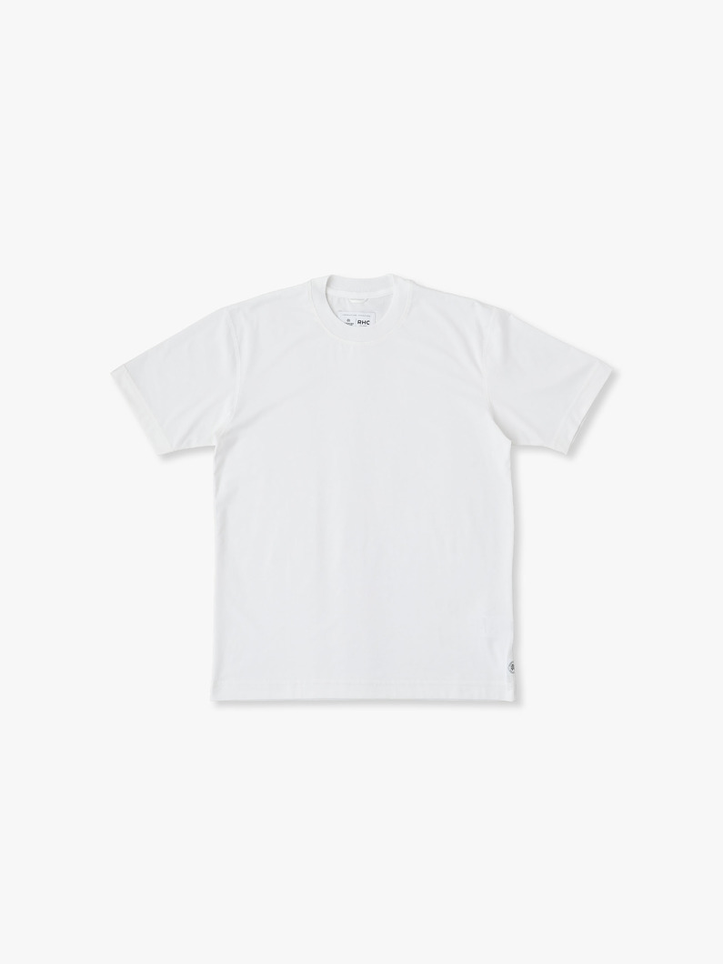Copper Jersey Relaxed Tee  詳細画像 white 1