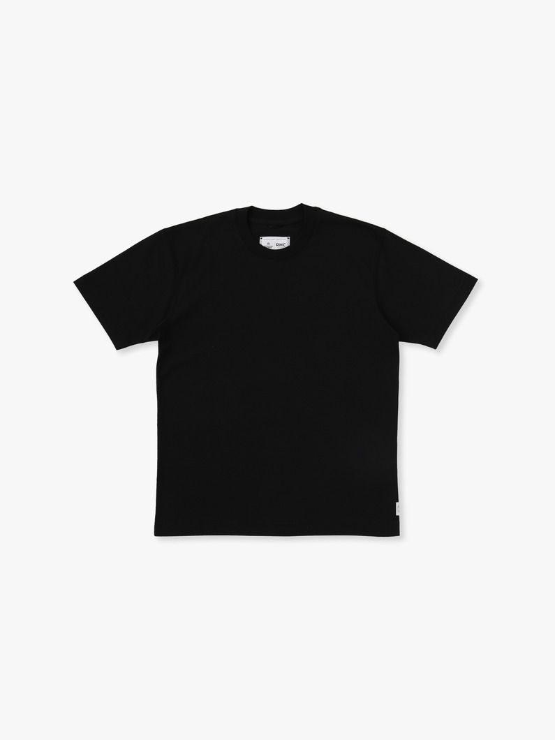 Copper Jersey Relaxed Tee  詳細画像 black 2