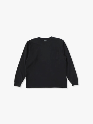 Thrasher Long Sleeve Tee 詳細画像 black