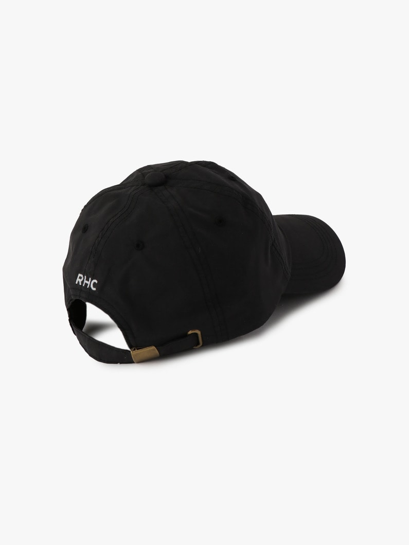 Stretch R Logo Cap 詳細画像 black 4