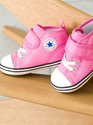 Baby All Star N PP Colors V-1 Sneaker 詳細画像 pink