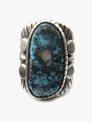 Silver/Turquoise Ring 詳細画像 silver