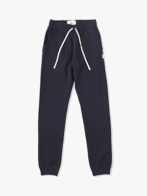 Slim Sweat Pants 詳細画像 navy