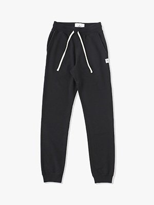 Slim Sweat Pants 詳細画像 black