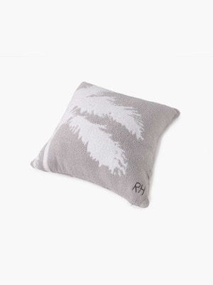 Palm Tree Pillow 詳細画像 light gray
