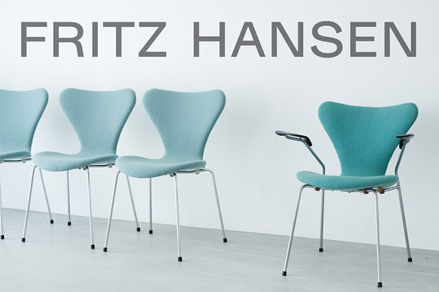 FRITZ HANSEN  made to order 9.18(sat)-10.4(sun) @Ron Herman Roppongi