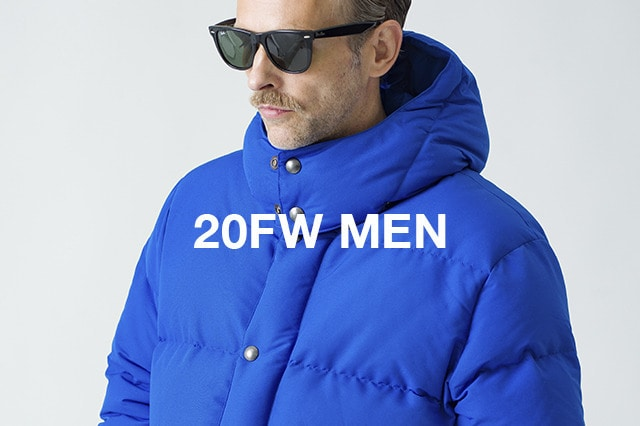 2020FW Ron Herman Collection for Men 8.29(sat)New Release